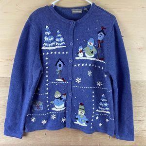Croft & Barrow Christmas Sweater